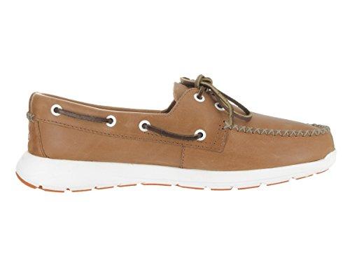 Sperry Sojourn Leather, Scarpe da Ginnastica Uomo color carne