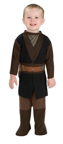 Kids Walker Costume (Star Wars Romper Anakin Skywalker, Skywalker , 1-2 Years)