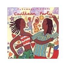 Caribbean Party CD
