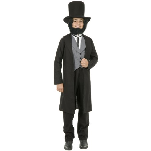 (Abe Lincoln Costume - Small)