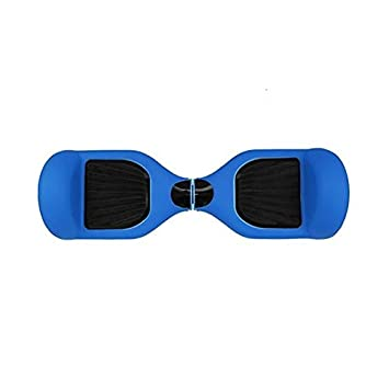 Skateflash Funda Silicona Hoverboard Azul: Amazon.es ...