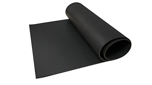 (iMovR RightSize Anti-Static Mat for Treadmill Desks Made-in-USA)