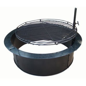 Amazon Com Well Traveled Living 33 1 2 In Firepit
