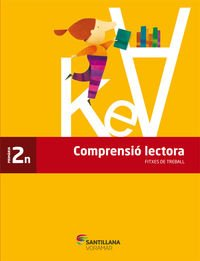 FITXES COMPRENSIO LECTORA 2 PRIMARIA - 9788498078862 por Aa.Vv.