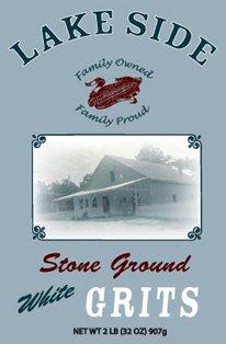 Lakeside Stone Ground Grits 2 lb