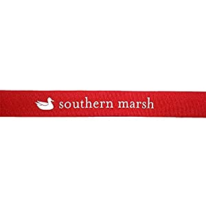 Southern Marsh Sunglass Strap -red