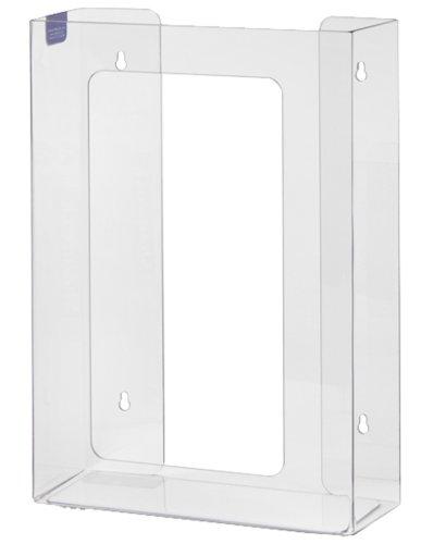 Horizon 5105 PETG Plastic 3-Box Vertical Stacking Glove Dispenser, 11