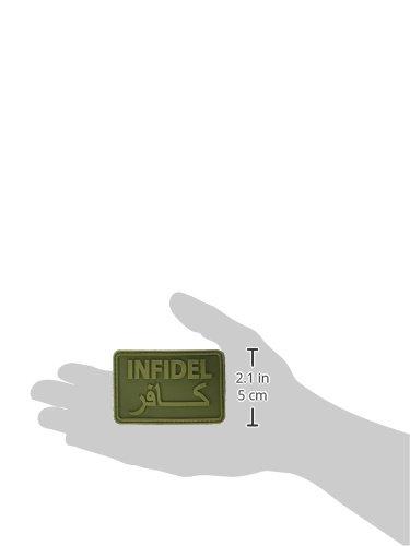Hazard4 Infid/Ã/¨Le Moral Blague Patch OD Vert