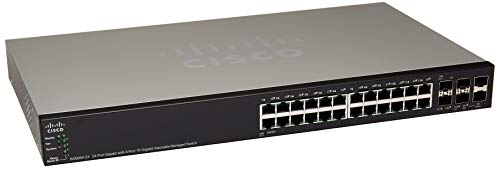 Cisco SG500X-24-K9 Layer 3 Switch
