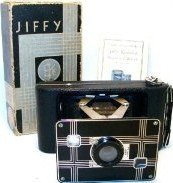 Kodak Jiffy Six-20 folding camera