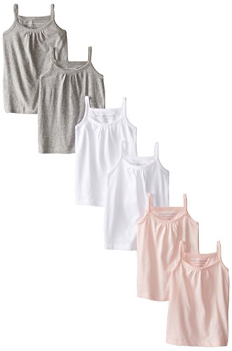 Burts Bees Baby Girls Solid Camisoles