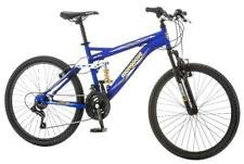 24 inch Mongoose Ravage Bike - Blue by MongooseBkes