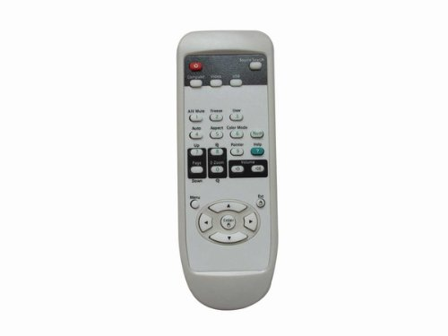Universal Replacement Remote Control Fit For Epson EX6220 EX5220 EMP-63 EMP-76C H554B 3LCD Projector HCDZ HCDZ-X19932