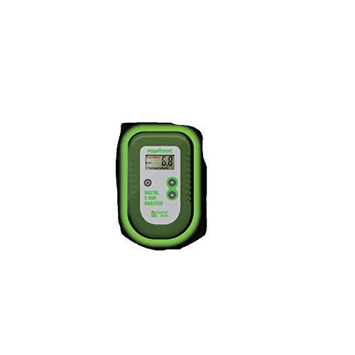 Analyzer Temperature (Simply Silver Soil Analyzer - Luster Leaf Rapitest Electronic 3-Way Soil Analyzer - pH, Temperature, Fertility)