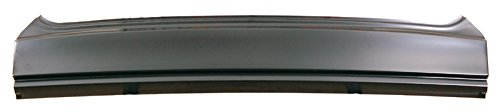 Deck Filler Panel - 68-72 Chevelle Monte Carlo 2DR Coupe; 69-70 Grand Prix - Deck Filler Trunk Panel