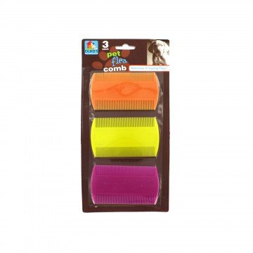 Pet Flea Combs
