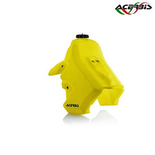 00-19 SUZUKI DRZ400S: Acerbis Gas Tank (3.7 Gallons) (Yellow) ()