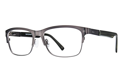 Randy Jackson RJ 1066 Mens Eyeglass Frames - Grey