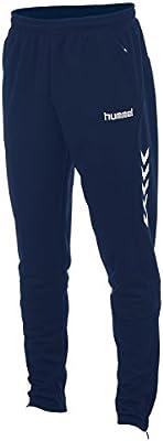 Hummel Team pantalón de chándal Junior, Azul Marino: Amazon.es ...