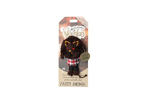 Collectible Keychain Watch (Watchover Voodoo Party Animal Toy)