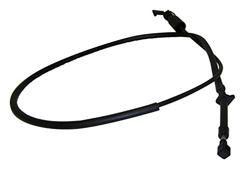 Crown Automotive 52104030AB Throttle Control Cable - Jeep Cherokee Throttle Cable