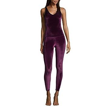 Casall Velvet Jumpsuit, Violeta, 36: Amazon.es: Deportes y ...