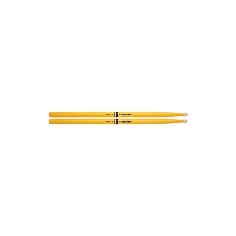 Promark Drumsticks (TX2BW-YELLOW)