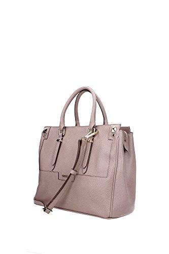 Handbag Indovina la gamma di cuoio Luxe per la donna con la spalla beige