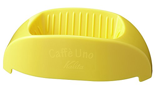 Kalita Coffee Dripper 101 Cafe Uno Yellow