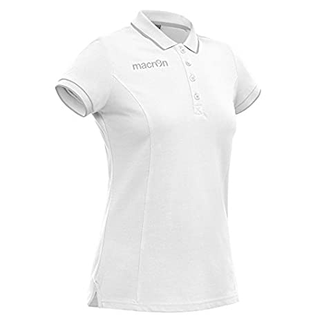 Macron via Sportkluft Desi Polo para Mujer: Amazon.es: Deportes y ...