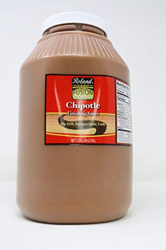 Roland Finishing Sauce, Spicy Chipotle 1 Gallon Chef Size