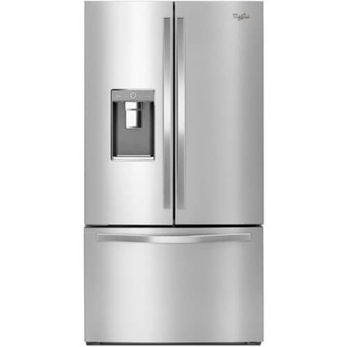 "Whirlpool WRF992FIFM 36"" French Door Refrigerator Stainless"