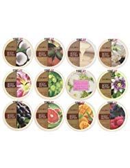 - Pick Your Choice of Any 4 Packs of Delon Intense Moisturizing Body Butter (Pack of 4)