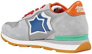 Atlantic Stars Sneakers Uomo Mod. Antares ASA 50T Grey 43