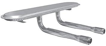 Music City Metals 16682-76432 Montaje de Quemador de Acero Inoxidable para Parrillas de Gas