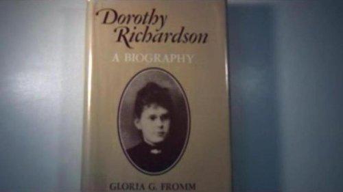 DOROTHY RICHARDSON BIO