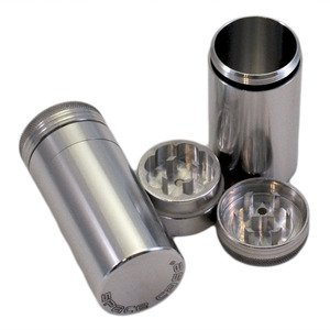 Large Space Case Scout Stash Herb Grinder