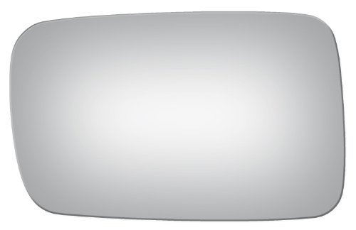 - Flat Driver Left Side Replacement Mirror Glass for 2002-2005 Bmw 745