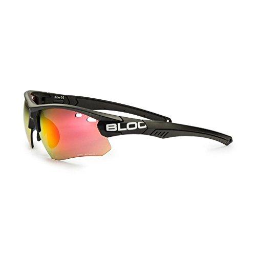 Bloc Black Titan Matt Xr630s Sunglasses aqrB0a