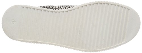 Zj4 Hairon Gris Para Zapatillas White Leather Mujer Cato crocodile Maruti RxvP77