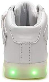 LeKuni LED Shoes Upgraded Light Up - 4