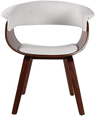 Amazon.com: Porthos - Silla de salón con tapicería de tela ...