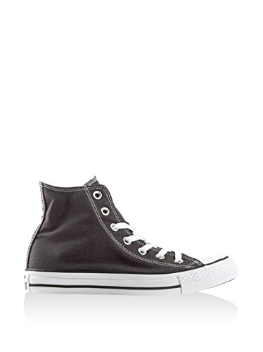 Converse Star Hi, Sneaker Unisex Adulto Nero Delavé