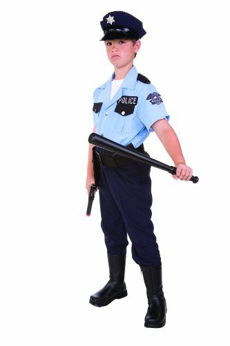 RG Costumes On Patrol Costume, Child Large/Size 12-14 ()