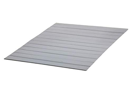 Greaton HCSBv-4/6 Heavy Duty Mattress Support Wooden Bunkie Board/Slats with Cover, Full Size by Greaton (Image #1)