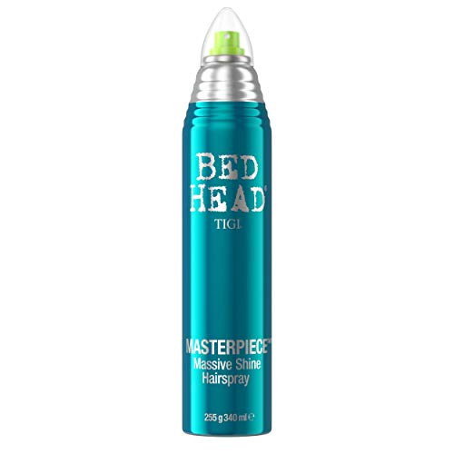 (TIGI Bed Head Masterpiece Massive Shine Hairspray, 9.5 Ounce )