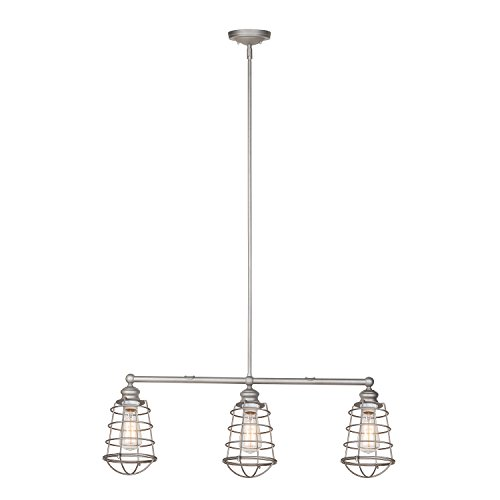 Galvanized Steel Pendant Lighting