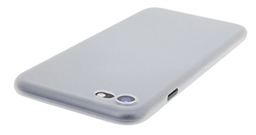 Iphone 7 PLUS // Dezente 0,2mm Ultra Dünne Harschale Hülle Schutz Cover Case Etui TPU Bumper Zubehör in Transparent @ Energmix