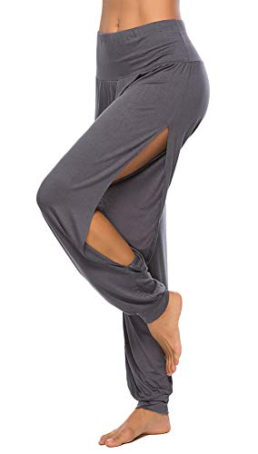 AvaCostume Womens Harem Workout Sweatpants