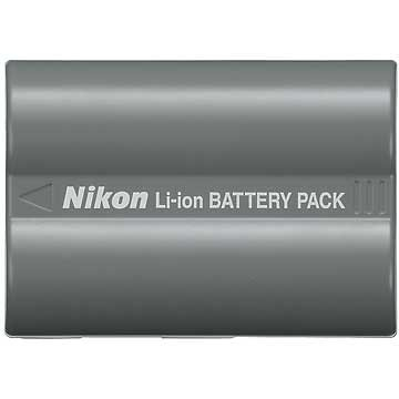 Nikon EN-EL3e Rechargeable Li-Ion Battery for D200, D300, D700 and D80 Digital SLR Cameras - Retail Packaging -